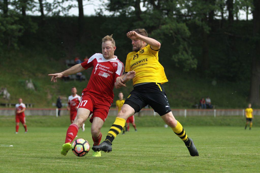 FSV Wacker Dahlen - Radefelder SV